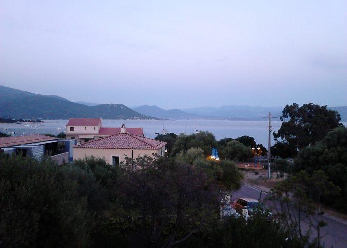 vue de la maison - porto-polloc - Location de vacances en Corse à Porto-Pollo