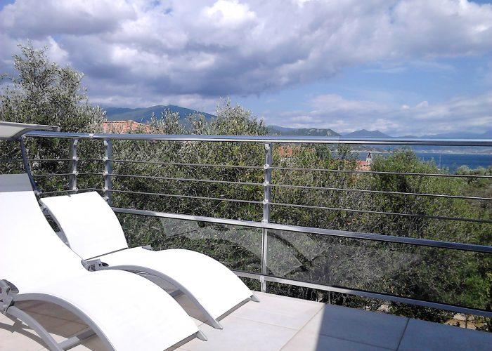 terrasse 4 - porto-polloc - Location de vacances en Corse à Porto-Pollo