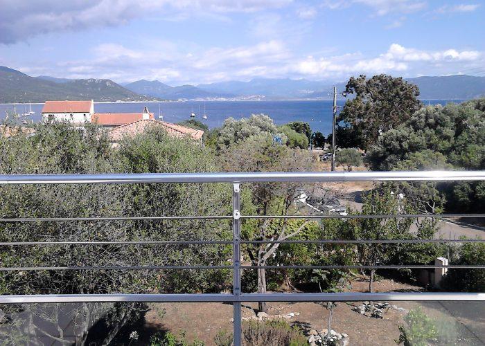 terrasse 3- porto-polloc - Location de vacances en Corse à Porto-Pollo