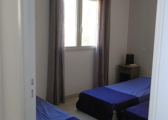 chambre 1 - porto-polloc - Location de vacances en Corse à Porto-Pollo
