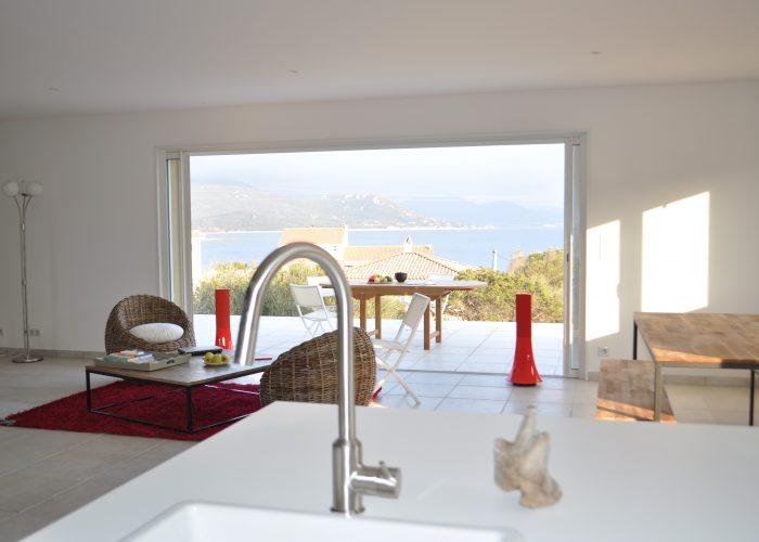 etage 2 - porto-polloc - Location de vacances en Corse à Porto-Pollo