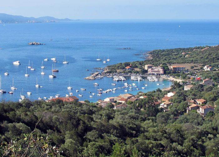 porto_pollo_vue_ensemble - porto-polloc - Location de vacances en Corse à Porto-Pollo